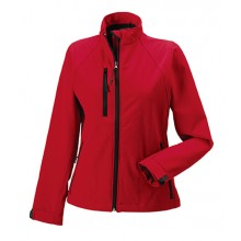 Ladies Softshelljacke TEAM - 4 Farben bis 4XL