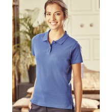 Ladies Ultimate Cotton Polo in 9 Farben