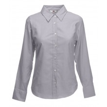 Oxford Bluse 1/1-Arm