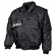 SECURITY Jacke 3-in-1